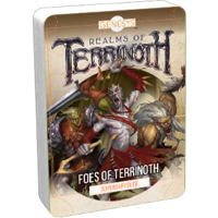 Genesys: Foes of Terrinoth (Adversary Deck)