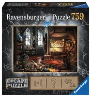 Escape Puzzel #5: Draken Laboratorium (759)