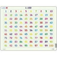 Puzzel LARSEN: Cijfers 1-100