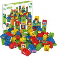 BiOBUDDi: Blokken met 2 Basisplaten (60 delig)