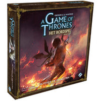 A Game of Thrones: The Board Game (Tweede Editie) - Mother of Dragons [NL]