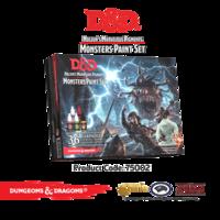 D&D Monsters Paint Set (The Army Painter)