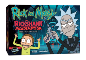 Rick and Morty: The Rickshank Redemption Deck-Building Game