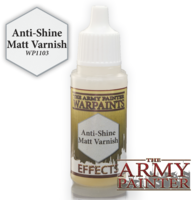 Anti-Shine Matt Varnish (The Army Painter)