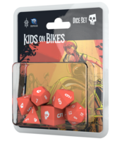 Kids On Bikes: Dice Set