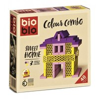 Bioblo: Colour Combo - Sweet Home (40-delig)