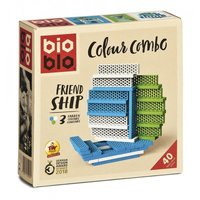 Bioblo: Colour Combo - Friend Ship (40-delig)