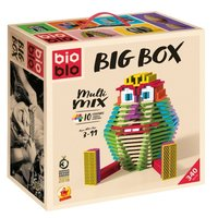Bioblo: Big Box - Multi Mix (340-delig)