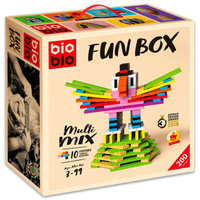 Bioblo: Fun Box - Multi Mix (200-delig)