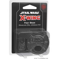 Star Wars X-Wing 2.0 - First Order Maneuver Dial Upgrade Kit