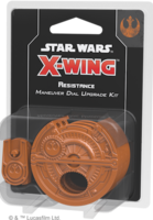 Star Wars X-Wing 2.0 - Resistance Maneuver Dial Upgrade Kit