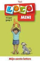 Mini Loco - Mijn Eerste Letters (4-5 jaar)