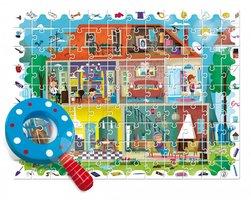 Detective Puzzel: Mijn Huis (108)