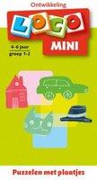Mini Loco - Puzzelen met Plaatjes (4-6 jaar)