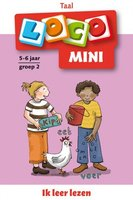 Mini Loco - Ik Leer Lezen (5-6 jaar)