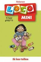 Mini Loco - Ik Leer Tellen (4-5 jaar)