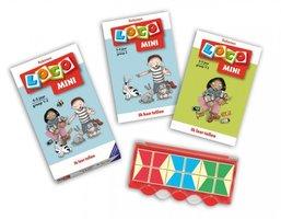 Mini Loco - Pakket: Rekenspelletjes (4-6 jaar)