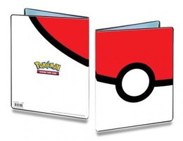 Poké Ball 9-Pocket Portfolio for Pokémon