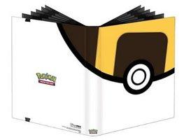 Ultra Ball 9-Pocket Pro Binder Pokémon