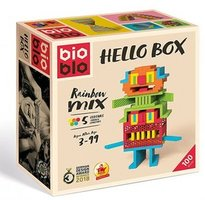 Bioblo: Hello Box - Rainbow Mix (100-delig)