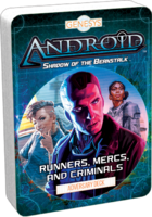 Genesys: The Runners, Mercs and Criminals Adversary Deck