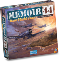 PRE-ORDER: Memoir '44: New Flight Plan