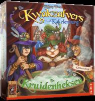 PRE-ORDER: De Kwakzalvers van Kakelenburg: De Kruidenheksen