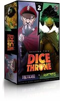 Dice Throne: Season Two - Tactician v. Huntress [BOX 2]