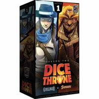 Dice Throne: Season Two - Gunslinger v. Samurai [BOX 1]