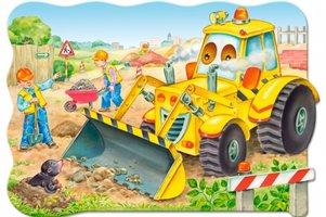 Bulldozer in Action (20MAXI)