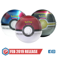 Pokémon: Pokeball Tin 2019