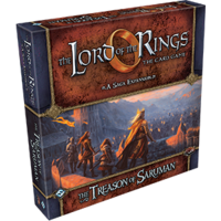 Lord of the Rings: The Card Game - The Treason of Saruman