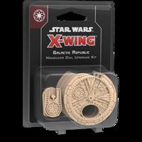 Star Wars X-Wing 2.0 - Galactic Republic Maneuver Dial Upgrade Kit