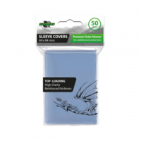 Blackfire Sleeves: Standard Premium Outer Sleeves (69x94mm) - 50 stuks