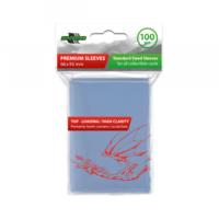 Blackfire Sleeves: Magic Size Premium Soft Sleeves (66x93mm) - 100 stuks