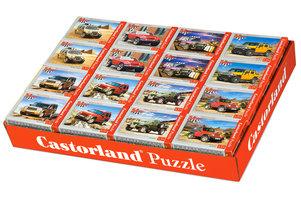 Display met 32 Mini Puzzels: Auto's (54)