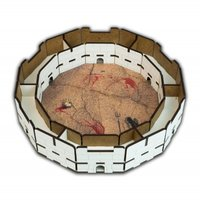 Blackfire Dice Tray: Colosseum