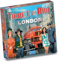 PRE-ORDER: Ticket to Ride: London