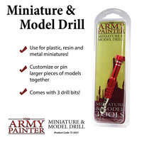 Miniature & Model Drill (The Army Painter)