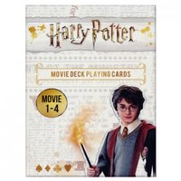 Harry Potter: Movie Deck Playing Cards (Movie 1-4)
