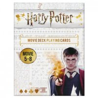 Harry Potter: Movie Deck Playing Cards (Movie 5-8)