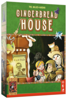 PRE-ORDER: Gingerbread House