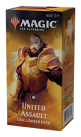 MTG: Challenger Deck 2019 (United Assault)