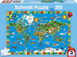 Geweldige Wereld - Puzzel (200)