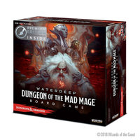 Dungeons & Dragons: Dungeon of the Mad Mage Adventure System Board Game [PREMIUM EDITION]