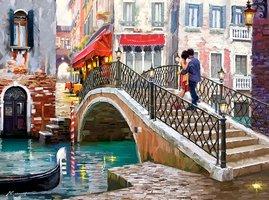 Venice Bridge - Puzzel (2000)