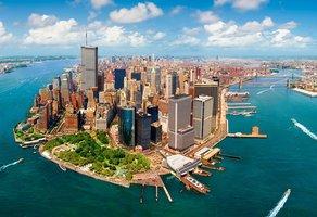 New York City Before 9/11 - Puzzel (2000)