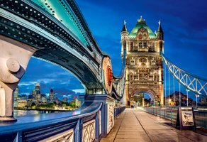 Tower Bridge of London - Puzzel (2000)