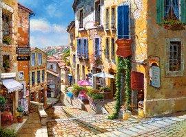 Saint Emilion, France - Puzzel (2000)