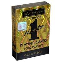 Speelkaarten Gold